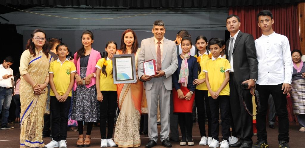 ISA Award Ceremony 2016-19