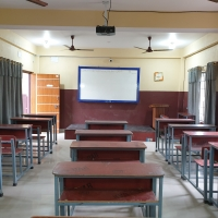 Bright, comfortable and tech-friendly classrooms