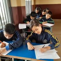 Bright, comfortable classrooms