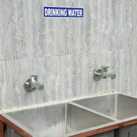 Clean drinking water