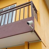 CCTV surveillance all over the premises