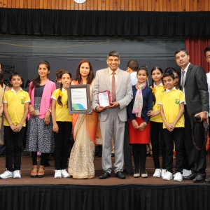 ISA (International School Award) 2016-19